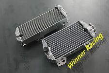 Winner 40mm right + left braced aluminum radiator for Suzuki RMZ 450 2008-2015