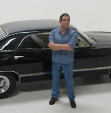 Personnages (street racer FIGURINE 2) AMERICAN DIORAMA 1:18