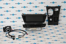 BMW e70 e71 X 5 X6 series cic HDD navigation professional set navi plug and play