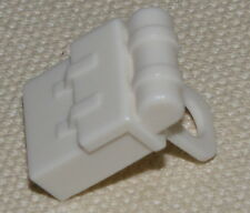 LEGO NEW WHITE MINIFIGURE  BACKPACK PIECES STAR WARS HOTH PIECE