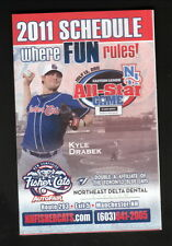 Kyle Drabek--2011 New Hampshire Fisher Cats Schedule--Executive Health