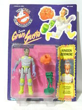 VINTAGE THE REAL GHOSTBUSTERS WINSTON ZEDDMORE SEALED BRAND NEW JOCSA / KENNER