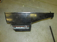 Late 80's Mercury outboard 150hp Black Max side cover set
