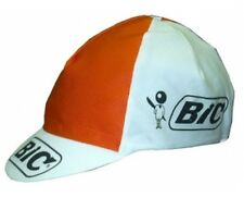 BIC RETRO CYCLING TEAM CAP - Fixed Gear - Made in Italy