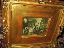 TENIERS/Nachfolge, XVII-XIX.Jhd. Belebte Taverne