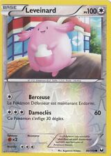 Leveinard Reverse-N&B:Explorateurs Obscurs-80/108-Carte Pokemon Neuve France
