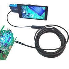 2M 5.5mm LED USB Inspection Camera, Endoscope, Snake Camera, Borescope