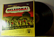 OKLAHOMA LP RECORD by DECCA RECORDS- NEW YORK PRODUCTION- 1949- A CLASSIC!