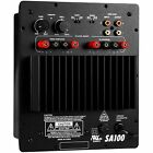 SUBWOOFER AMPLIFIER 100W HOME THEATER SURROUND SOUND SUB AMP