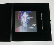 Montblanc John Lennon Special Edition Fountain Pen - Box, Disc & Pen