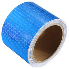 Superior Quality Imported 2 Inches Reflective Tape - 24 Ft. Blue Strip