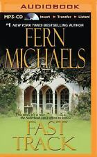 Sisterhood: Fast Track 10 by Fern Michaels (2015, MP3 CD, Unabridged)