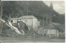 CPA 01- CHATILLON de MICHAILLE - Cascades et Moulins de Trébillet