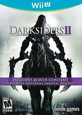 NEW Darksiders II 2 (Nintendo Wii U) NTSC