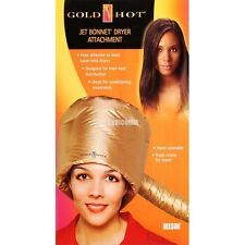 GOLD 'N HOT JET BONNET DRYER ATTACHMENT FOR MOST HAND-HELD DRYERS GH9477