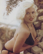 Jayne Mansfield 8x10 Classic Hollywood Photo. 8 x 10 Color Picture #20