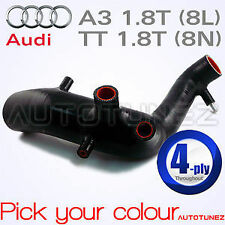 Audi A3 TT 1.8T Silicone Intake Induction Pipe Hose 8L 8N TB1523 Tunezup