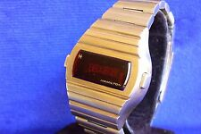 Hamilton 14K goldfilled QED LED watch