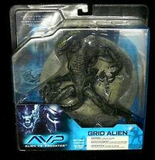 "Alien vs Predator GRID ALIEN New! Rare! 8"" Action Figure McFarlane spawn.com"