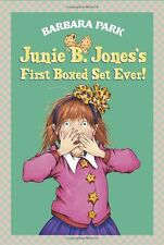 Junie B. Jones's First Boxed Set Ever! (Books 1-4) – Box set, (Paperback)