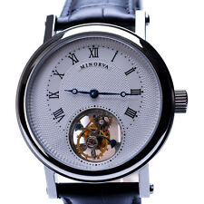 SS MINORVA 1-Min.Real Flying Tourbillon watch white TOURBILLION