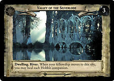 Lord of the Rings CCG Shadows 11S261 Valley of the Silverlode LOTR TCG