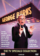 DVD: George Burns - The TV Specials Collection, Walter C. Miller, Stan Harris, B
