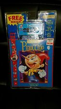 GOODTIMES Storybook Classics Book & Read-A-Long Audio Cassette  Pinocchio 1993