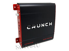 Crunch PX-1000.2 1000 Watt 2-Channel Class A/B Car Amplifier Car Audio Amp