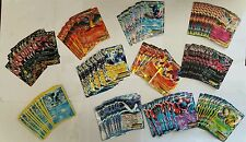 100  EX's Carte pokemon Dracaufeu EX, Lugia all from tins WHOLESALE lot French
