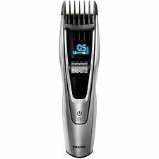 PHILIPS HC 9490/15 hair trimmer titanium blades cordless use silver / black