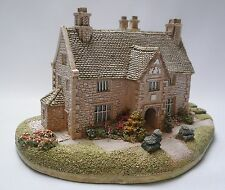 Lilliput Lane Sulgrave Manor + Original Box + Deeds