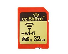 ez-Share WIFI SHARE SD Card 32GB CLASS 10 SDHC 32 GB FLASH MEMORY CARD EYE FI