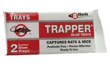 Glue Boards for Rats 2 Pak Pro Glue Traps for Rats Mouse Snake Lizard Glue Traps