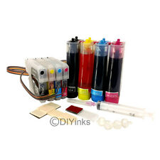 NON-OEM Bulk Ink System for Brother MFC 255CW 290C 295CN 490CW 490CN 495CW CISS