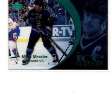 1997-98 ud ice legends #71 mark messier