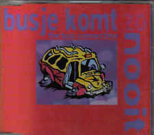 The Bus Connection-Busje Komt Nooit cd maxi single