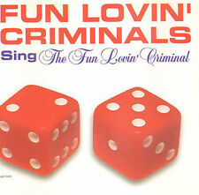 FUN LOVIN' CRIMINALS - The Fun Lovin' Criminal / Come Find Your Self - EMI