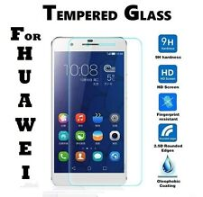 Tempered Glass Screen Protector Premium Protection For Huawei Honor 6X (5.5 in)
