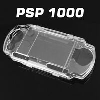 Crystal Clear Hard Case Cover Skin Shell Box for Sony PSP 1000