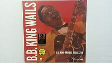 B.B. KING AND HIS ORCHESTRA - B. B. King Wails NEW/SEALED 180gram + MP3 DOWNLOAD
