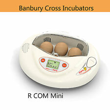 R COM PRO MINI incubator Ideal GIFT idea chicken hobby beginner learn kids NEW