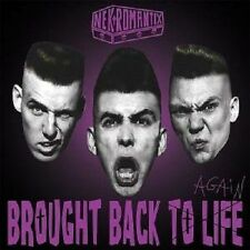 "NEKROMANTIX ""BROUGHT BACK TO LIFE (RE-RELEASE"" CD NEU!!"