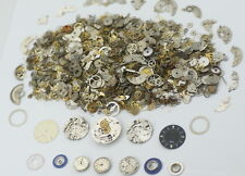 MASSIVE PACK 300G Watch Parts STEAMPUNK ALTERED ARTS CRAFTS CYBERPUNK COGS GEARS
