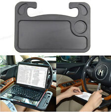 Auto Car Steering Wheel Work Table Multi Tray Food Drink Holder Laptop Support
