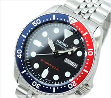 SEIKO AUTOMATIC DIVERS MENS WATCH SKX009K2 FREE EXPRESS SKX009 200M w/ BOX