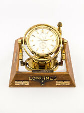 "Rare Longines ""Rätt Tid"" Chronometer (display clock for retailers), 1940´s"