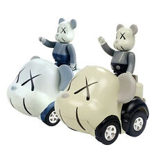 Medicom Toy Original Fake Kaws x Bearbrick 50% Tommy Car Set