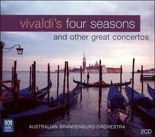NEW - Four Seasons & Other Great Concertos