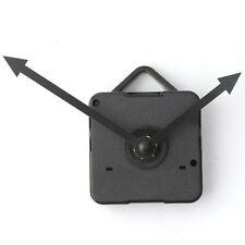DIY Silencioso Movimiento de Cuarzo Reloj de Pared con Agujas Plástico Mecanismo